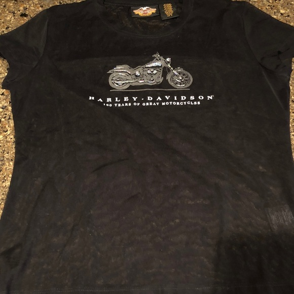 a14df1ba Harley-Davidson Tops | Harley Davidson Womens Clothing Super Light ...